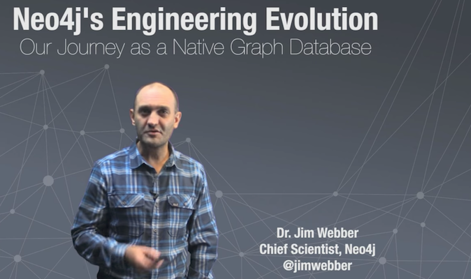 Learn how Neo4j's engineering evolved into the scalable native graph database that it is today
