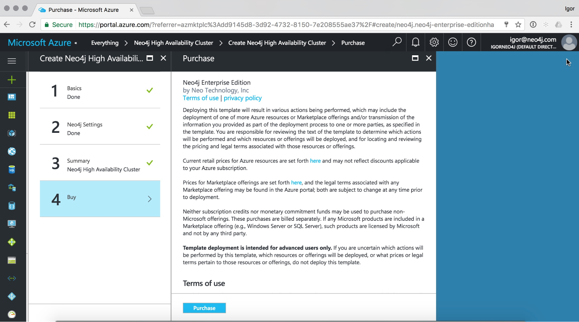 How To Deploy Neo4j On Microsoft Azure A Step By Step Guide Azure