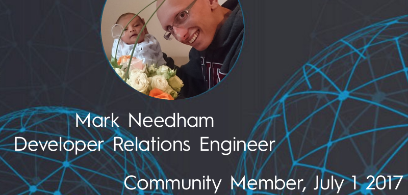 Mark Needham - This Week's Featured Community Member