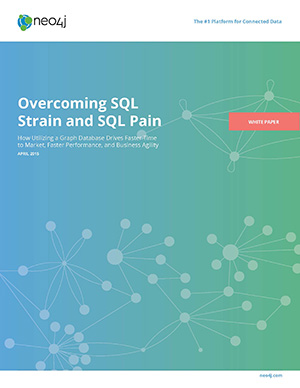 White Paper:  Overcoming Sql Strain and SQL Pain