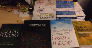 Books on graph theory and graph algorithms