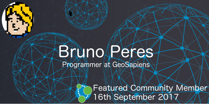 Bruno Peres - This Week's Featured Community Member