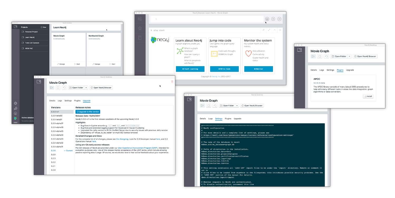 Neo4j Desktop