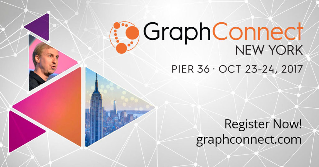 GraphConnect - October 23rd-24th 2017