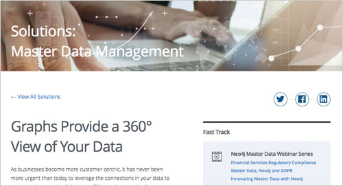 Neo4j Use Case: Master Data Management