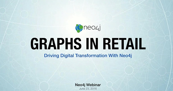 Video: Graphs in Retail