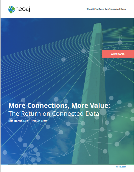 Download this white paper on the power of connected data to give your enterprise a competitive edge