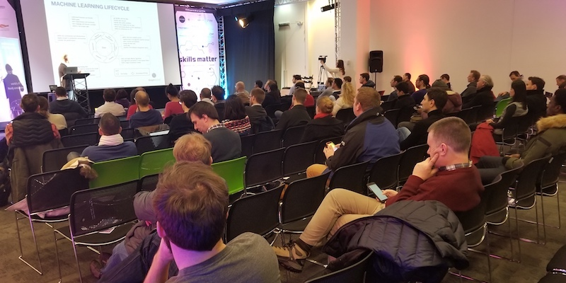 Learn how awesome the Neo4j community was (and is) during the EMEA GraphTour in 2018