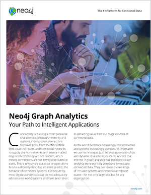 Download this Datasheet: Neo4j Graph Analytics
