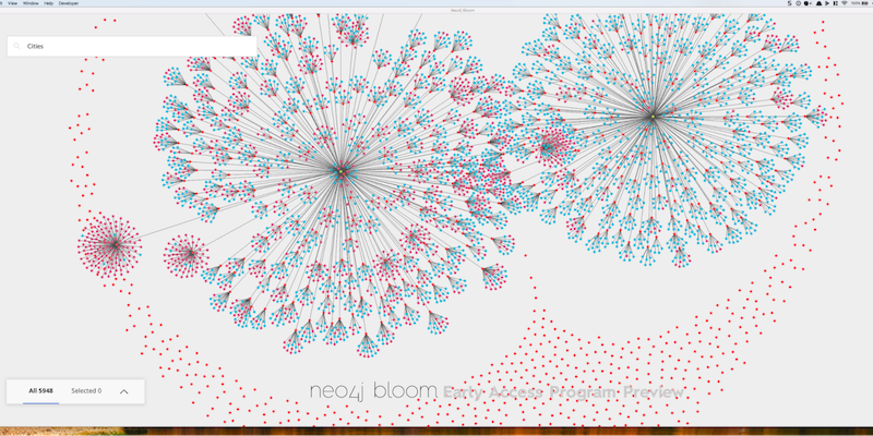 Learn all about the brand-new Neo4j Bloom graph data visualization tool being released this spring