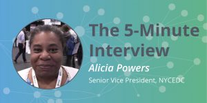 Learn how Alicia Powers, Senior Vice President at New York City Economic Development Corporation uses Neo4j to build a recommendation engine.