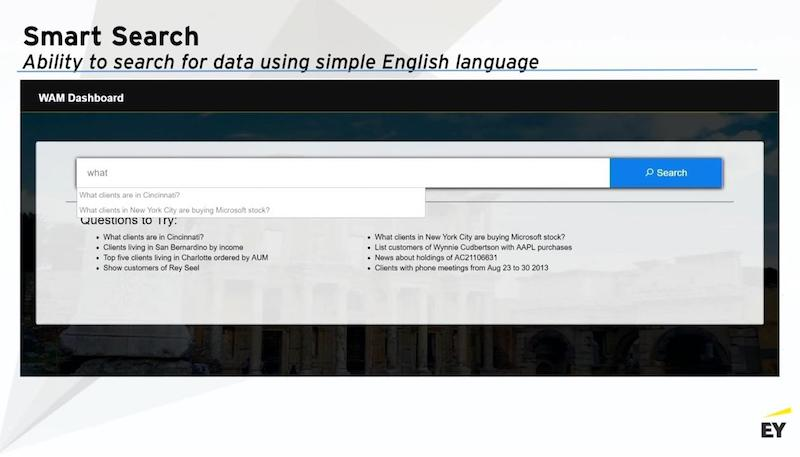 Discover graph technology's ability to search for data using English.