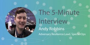 Discover how Andy Robbins, Adversary Resilience Lead at SpecterOps, uses Neo4j.