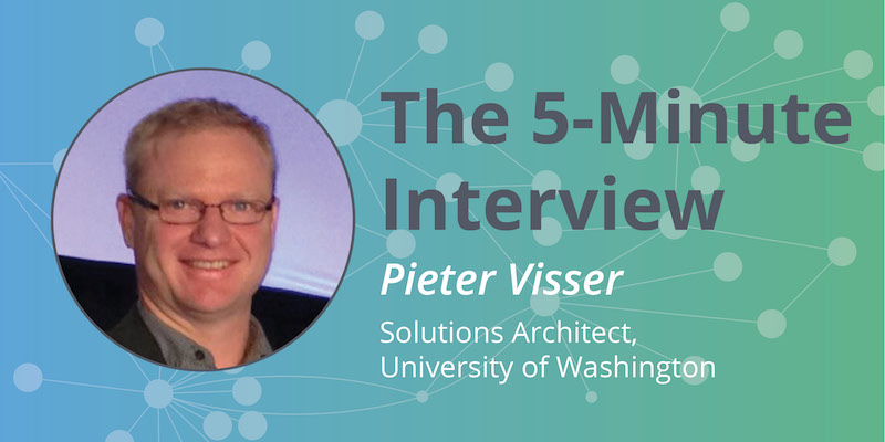 Check out this 5-minute interview with Peter Visser on graph databases and metadata.