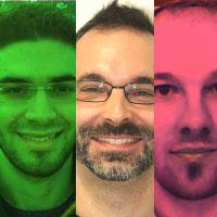 Nunzio Pellegrino, Fabio Lamanna & Omar Rampado Picture