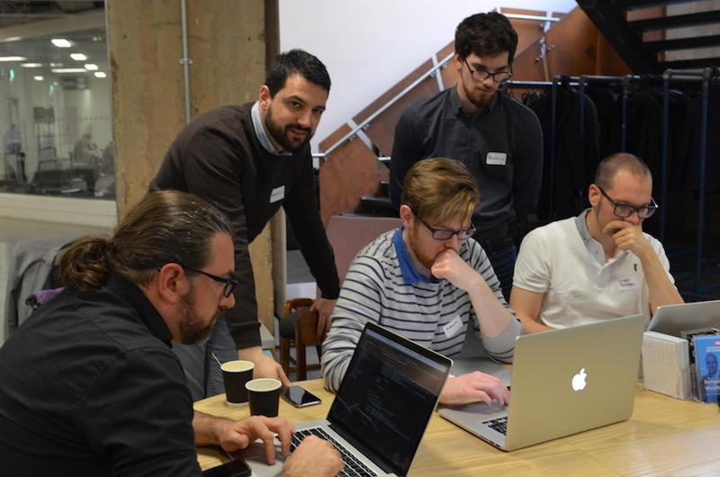 Stay for the GraphHack, a hackathon for creating new applications with Neo4j and other popular technologies.