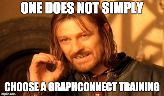 Take this six-question quiz to determine which Neo4j training you should take at GraphConnect 2018