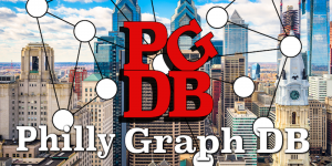 Meet Jason Cox and Jess Mason who run a meetup called Philly GraphDB to explore graph technologies.