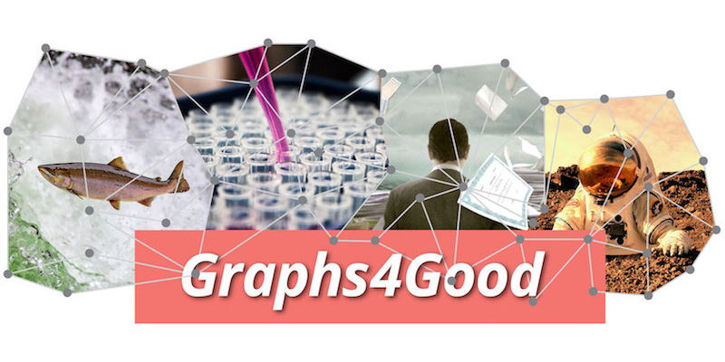Learn about the Graphs4Good project and how it supports graph-powered, positive social change