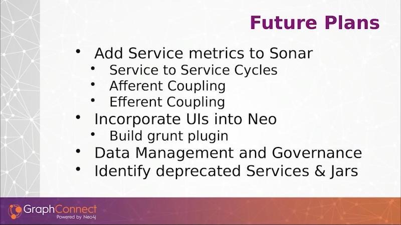 Future data modeling plans at Vanguard.