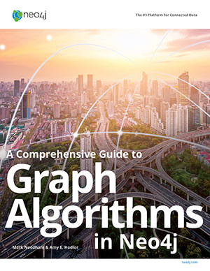 Download this ebook: The definitive guide to graph algorithms to help you gain a competitive edge.