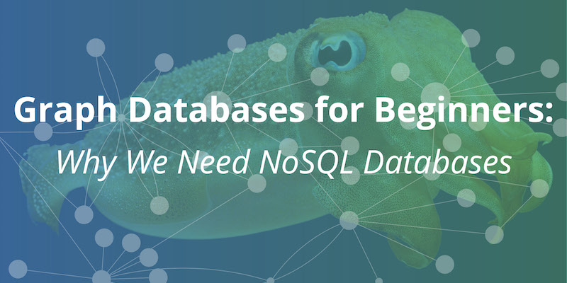 Learn why NoSQL databases are needed to face some of today's biggest data challenges that SQL can't