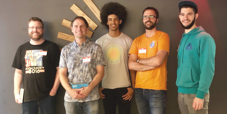 Meet the Neo4j Hackathon team, Spatial Graph Apps.
