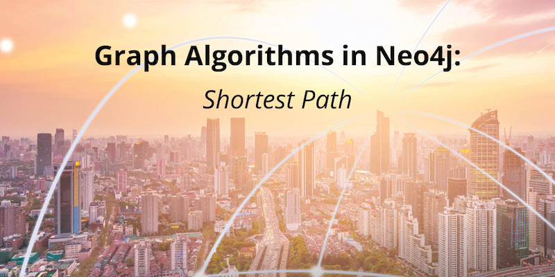 Learn about graph algorithms in Neo4j, including the shortest path between nodes.
