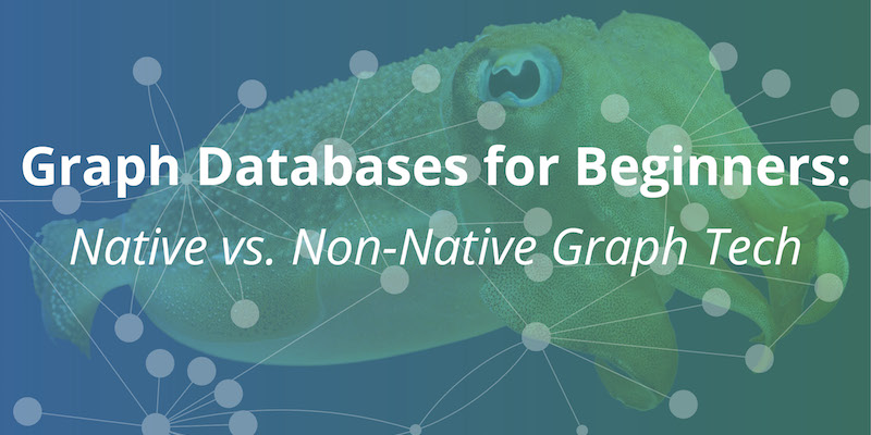 Learn the key differences between native and non-native databases when it comes to graph technology