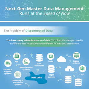 Master Data Management infographic