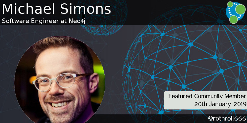 Michael Simons - This Week's Featured Community Member