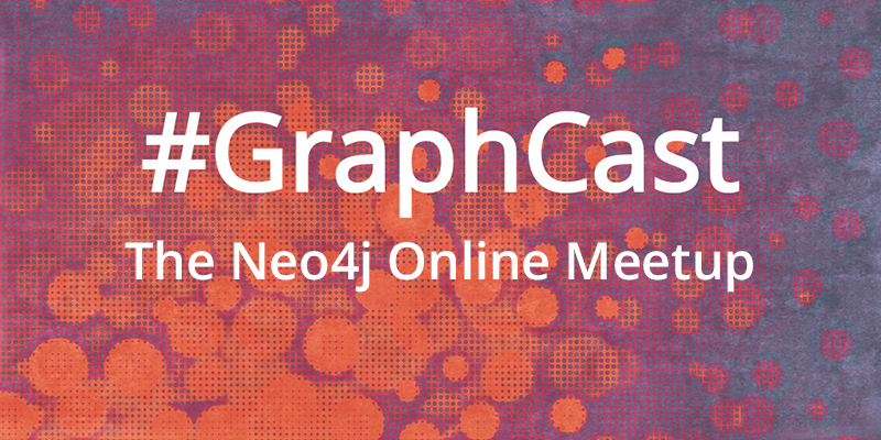 Catch this week's GraphCast: The Neo4j Online Meetup presents the International Salmon Data Laboratory (ISDL)