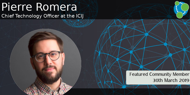 Pierre Romera - This Week's Featured Community Member