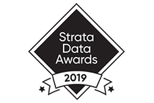 Data Impact Award - Strata Conference 2019