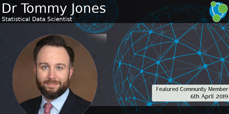 Tommy Jones - This Week's Featured Community Member