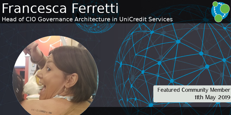 Francesca Ferretti - This Week's Featured Community Member