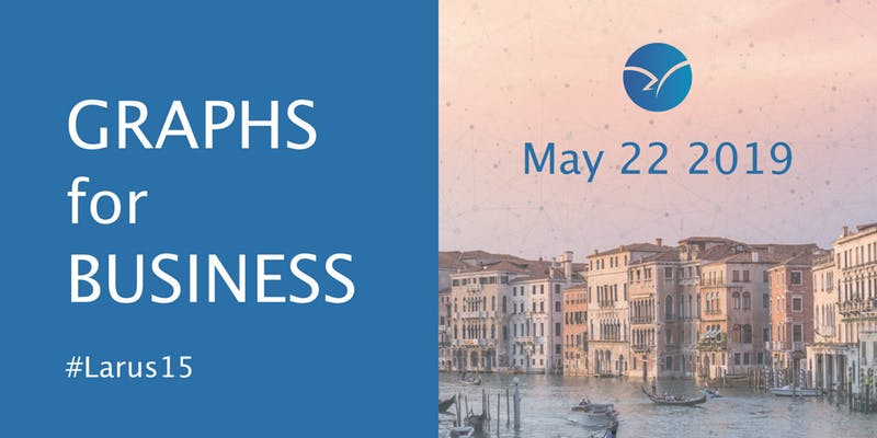 LARUS BA, a Neo4j Partner in Venice, Italy, just celebrated their 15th anniversary