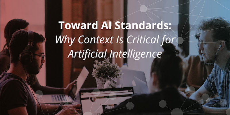 Learn why Emil Eifrem believes context is essential for AI standards – both ethical and technical
