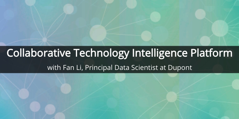 Learn from Fan Li's presentation on how to solve global challenges for DuPont using graph databases.
