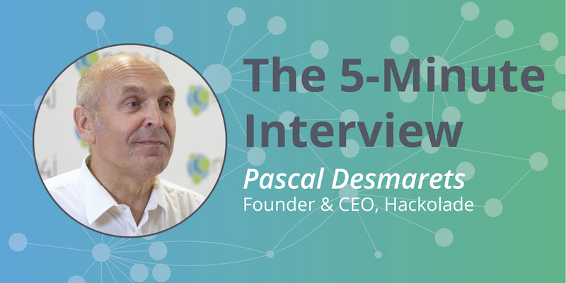 Check out this interview with Pascal Desmarets, CEO of Hackolade.