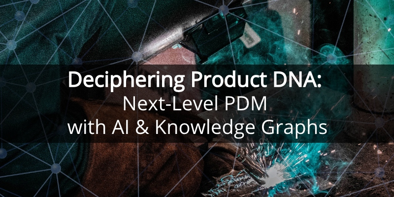 Level up your product data management with AI and knowledge graphs.