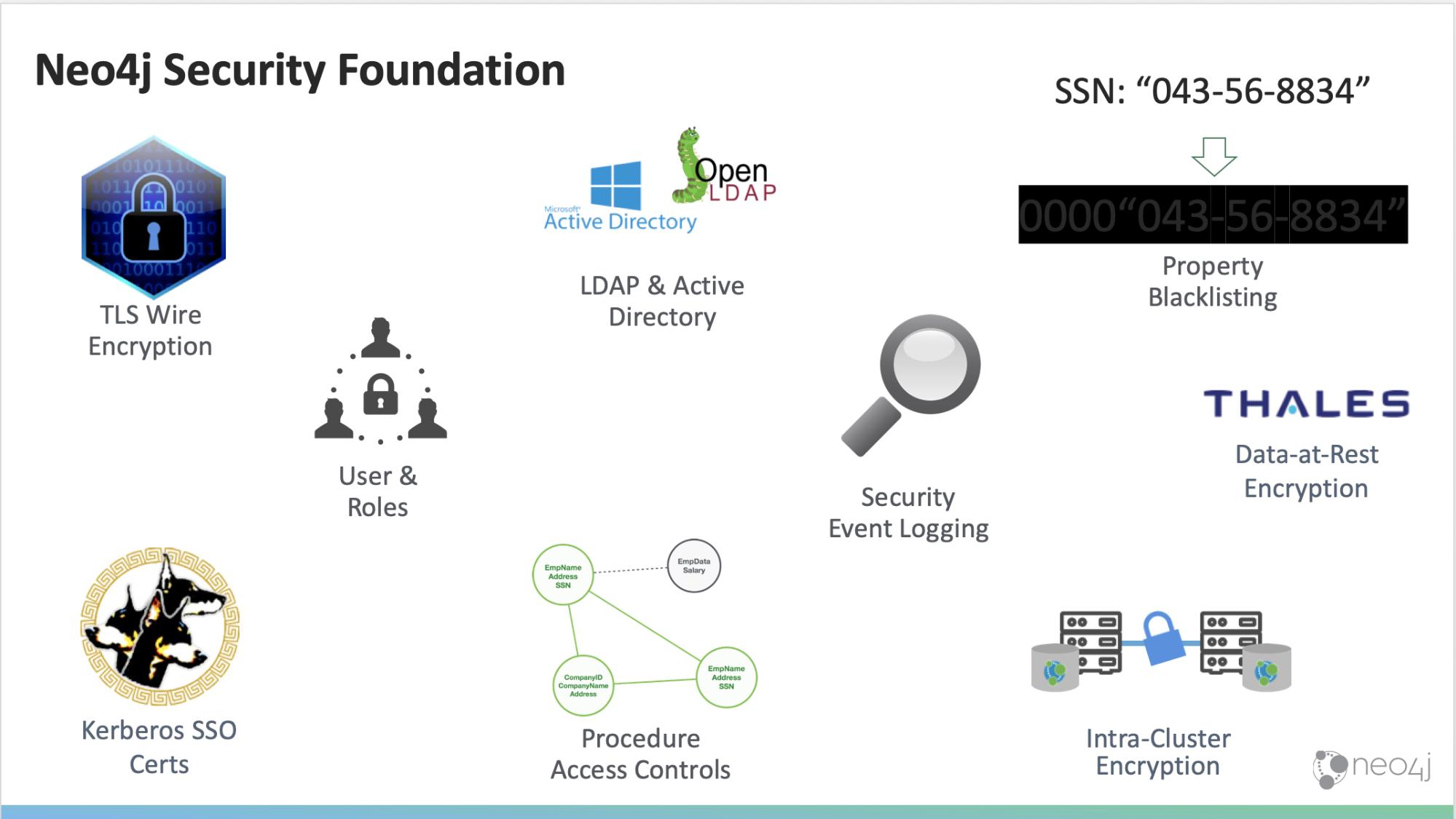 Neo4j Security Foundation