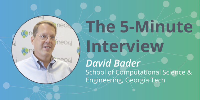 Check out this interview with David Bader of Georgia Tech.