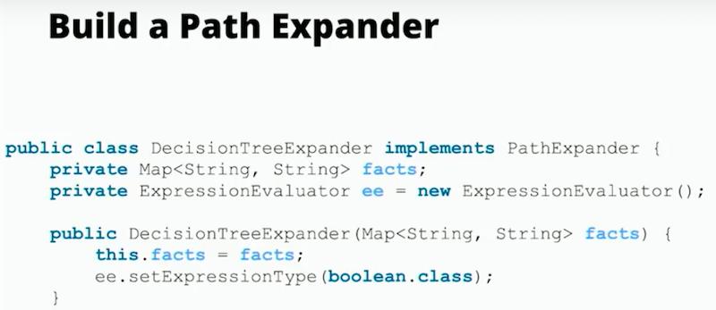 Build a path expander.