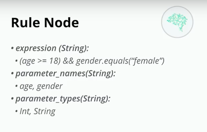 Learn about the Rule Node.
