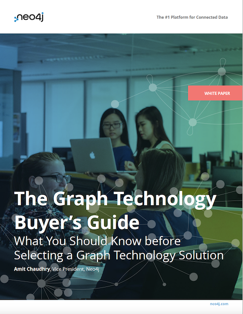 Download this free guide (+ vendor checklist) on how to select a graph technology solution.