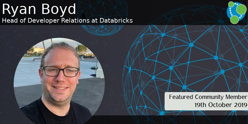 Ryan Boyd - This Week's Featured Community Member