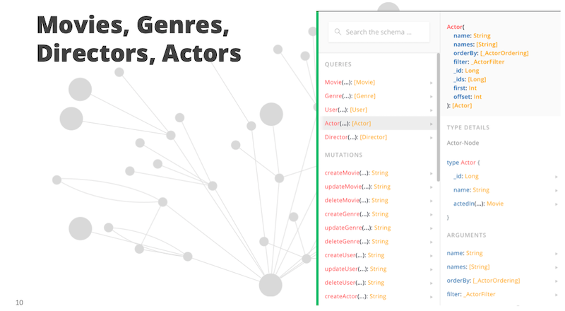 movies, genres, directors, actors 2 | Neo4j