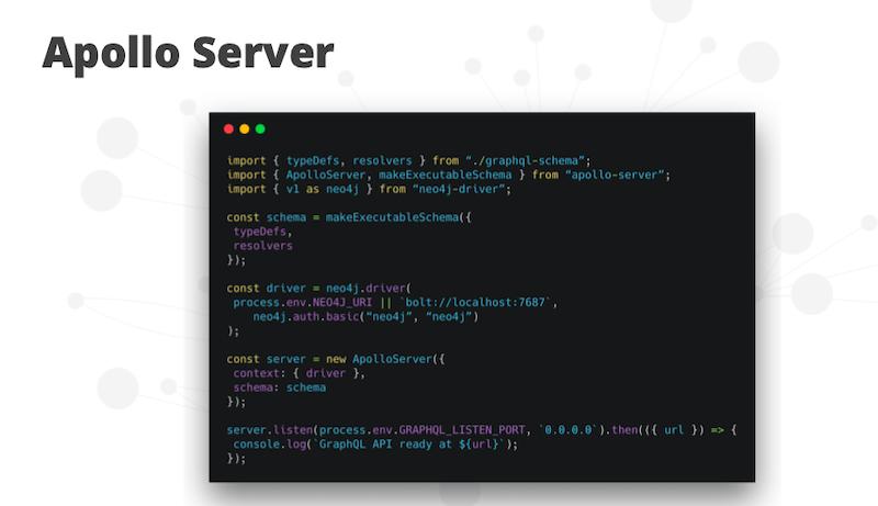 apollo server | Neo4j