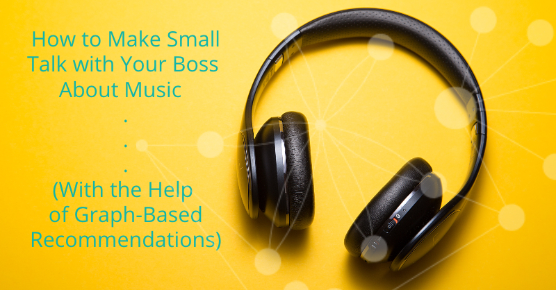 Discover how to make small talk with your boss via recommendations.